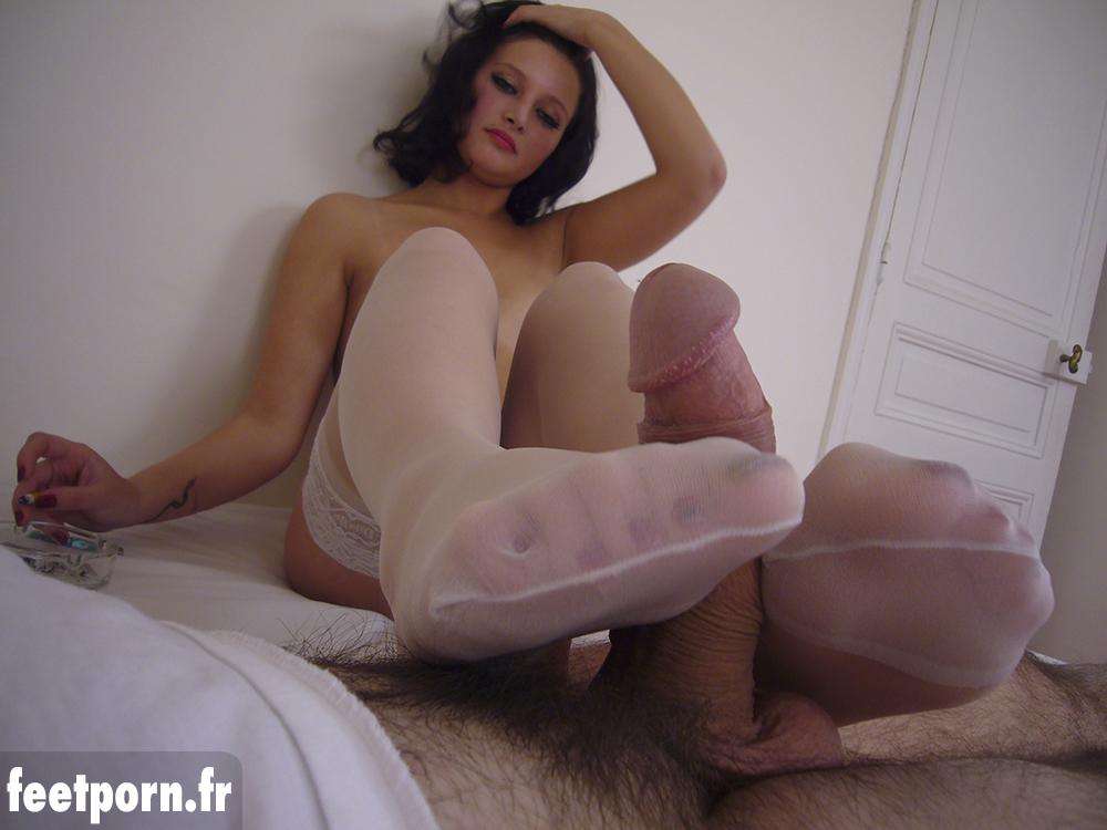 sexy nylon footjob was ist analsex